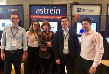A Astrein patrocinou o maior evento do setor de Supply Chain da América Latina